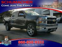 Options:  2014 Chevrolet Silverado 1500 Ltz Z71|