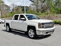 Clean Autocheck, Leather, and Back up Camera. Silverado