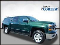 CARFAX One-Owner. Clean CARFAX. Rainforest Green