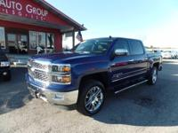 Options:  2014 Chevrolet Silverado 1500 Driver Alert