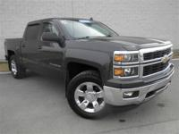 Certified. *GM CERTIFIED!*, *ONE OWNER*, Silverado 1500