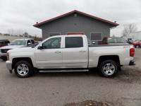Options:  2014 Chevrolet Silverado 1500 Command