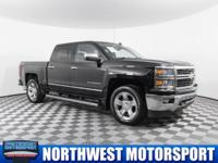 Clean Carfax Two Owner 4x4 Truck with Navigation!