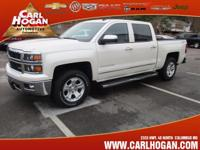 Options:  2014 Chevrolet Silverado 1500 Ltz|4X4 Ltz 4Dr