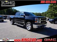 8 Cylinder  Options:  6-Speed Automatic|King Cadillac