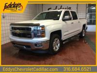 This outstanding example of a 2014 Chevrolet Silverado
