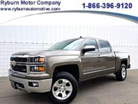 *Need a 4X4?**5.3L V8, Towing pkg., Power windows &