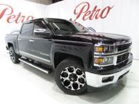 2014 Chevrolet Silverado 1500  Options:  Abs Brakes