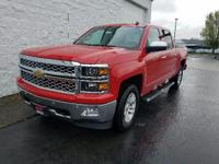 EPA 20 MPG Hwy/14 MPG City! Heated Leather Seats,