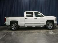 Clean Carfax One Owner 4x4 Truck with Heated Seats!