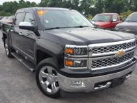 2014 Chevrolet Silverado 1500 LTZ. Serving the