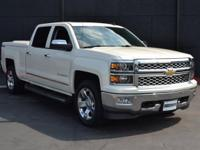 This 2014 Chevrolet Silverado 1500 4dr - features a