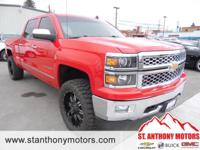 This Chevrolet Silverado has a 5.3 liter 8 Cylinder