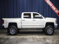 Clean Carfax 4x4 Truck with Brand New Lift!  Options: