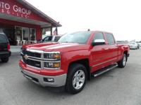Options:  2014 Chevrolet Silverado 1500 Navigation!