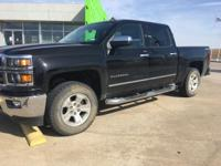 Options:  2014 Chevrolet Silverado 1500 Ltz|4Wd|Leather