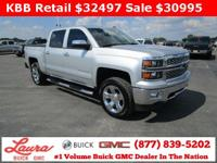Recent Trade! LTZ 5.3 V8 Crew Cab 4x4. Towing Package,