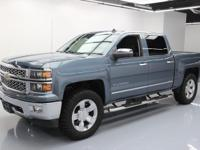 2014 Chevrolet Silverado 1500 with Leather Seats,Power