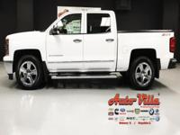 LTZ AND Z71 PACKAGES, LEATHER, SUNROOF, STREAMING