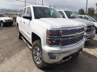 Options:  2014 Chevrolet Silverado 1500 Ltz|This Is The