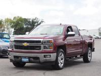This 2014 Chevrolet Silverado 1500 LTZ is a real winner