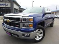 Options:  2014 Chevrolet Silverado 1500 Ltz|Trailering