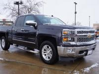 2014 Chevrolet Silverado 1500, **ACCIDENT FREE