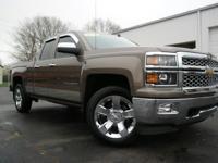 Exterior Color: brown, Body: Pickup, Engine: V8 5.30L,