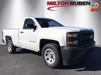 This 2014 Chevrolet Silverado 1500 2dr Work Truck