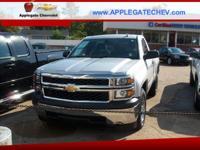 Options:  2014 Chevrolet Silverado 1500 Work Truck 4X2