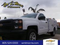 Options:  2014 Chevrolet Silverado 1500 Work