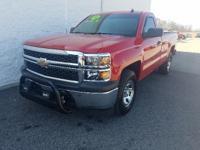 LOW MILES - 24,233! Work Truck trim. EPA 24 MPG Hwy/18