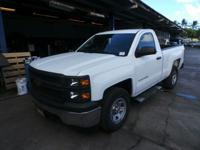 Check out this 2014 Chevrolet Silverado 1500 Work