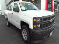 Introducing the 2014 Chevrolet Silverado 1500!