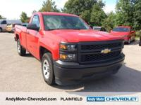 Chevrolet Silverado 1500  Carfax One-Owner.  **Accident