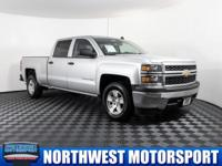 Clean Carfax Truck with Power Options!  Options: