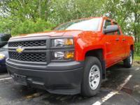 2014 Chevrolet Silverado 1500 Work Truck3.23 Rear Axle