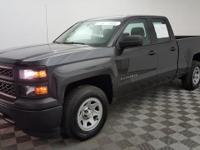 Certified. This 2014 Chevrolet Silverado 1500 in