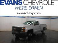 GM Certified!! Four Wheel Drive!! Six Cylinder!! Short