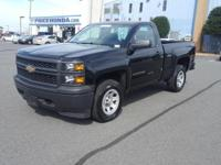 ** 4X4 **. Silverado 1500 Work Truck and 4WD. Your