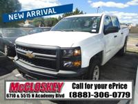 ONE OWNER & ONLY 27K Miles!! This 2014 Chevrolet