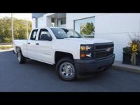 This 2014 Chevrolet Silverado 1500 is complete with