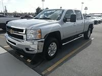 New Price! Silver 2014 Chevrolet Silverado 2500HD LTZ