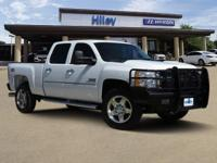 CREW CAB, Ultra Clean! Summit White used 2014 Chevrolet
