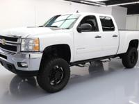 This awesome 2014 Chevrolet Silverado 2500 4x4 comes