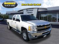 This 2014 SILVER ICE METALLIC Chevrolet 2500 SILVERADO