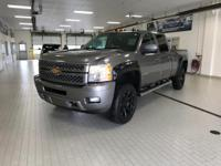 2014 Chevrolet Silverado 2500HD LT Mocha Steel Metallic