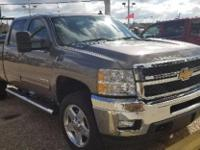 Mocha Steel Metallic 2014 Chevrolet Silverado 2500HD