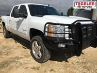 2014 Chevrolet Silverado 2500HD LTZ 4WD Allison 1000
