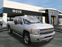 Exterior Color: silver ice metallic, Body: 4x4 LTZ 4dr
